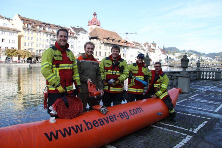 Zivilschutz und Feuerwehr – Ein starkes Team